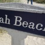 Utah Beach en Normandie