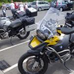 balade moto normandie BMW moto