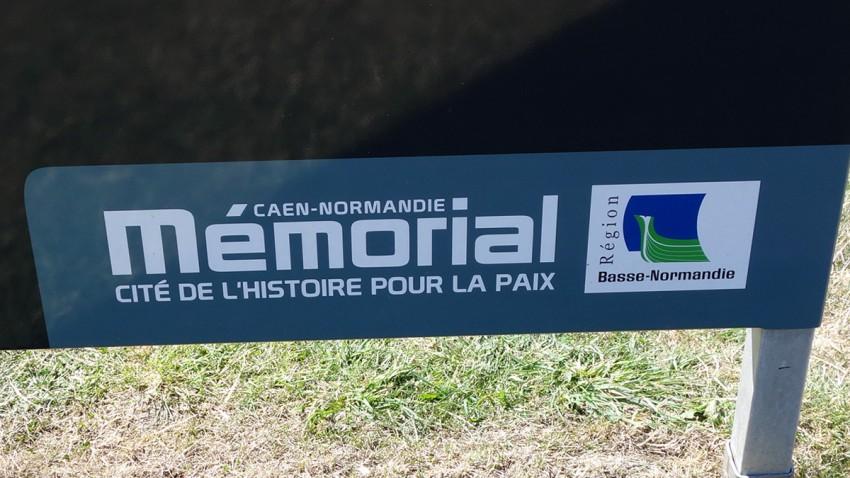 memorial à arromanche