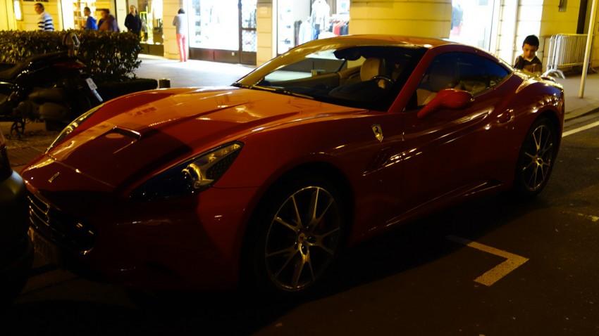 Achat Ferrari California à Deauville (Normandie)