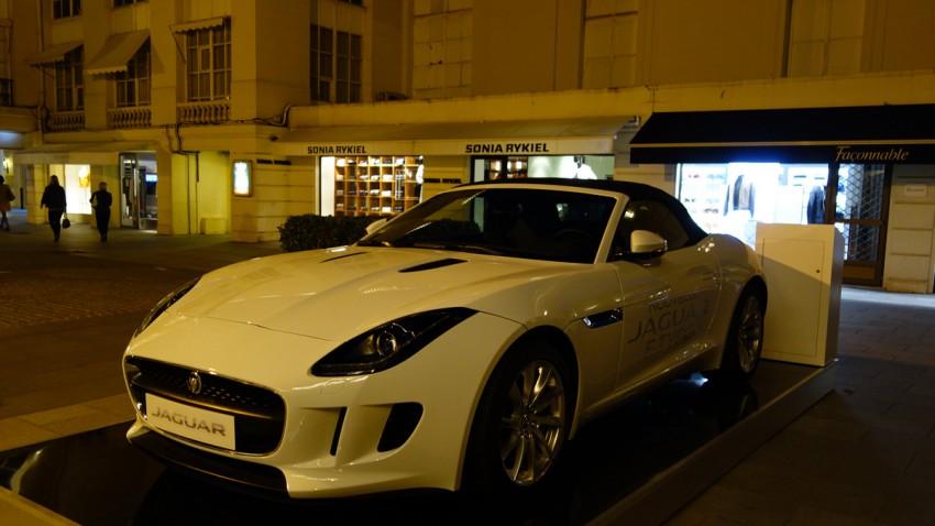 Achat Jaguar Deauville