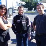 motard à Rennes