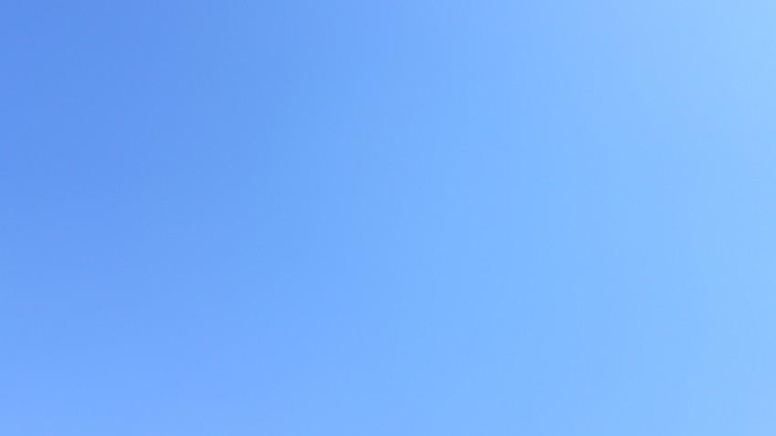 ciel bleu en ce 15 août 2013