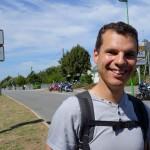 David en CBR à Porcaro