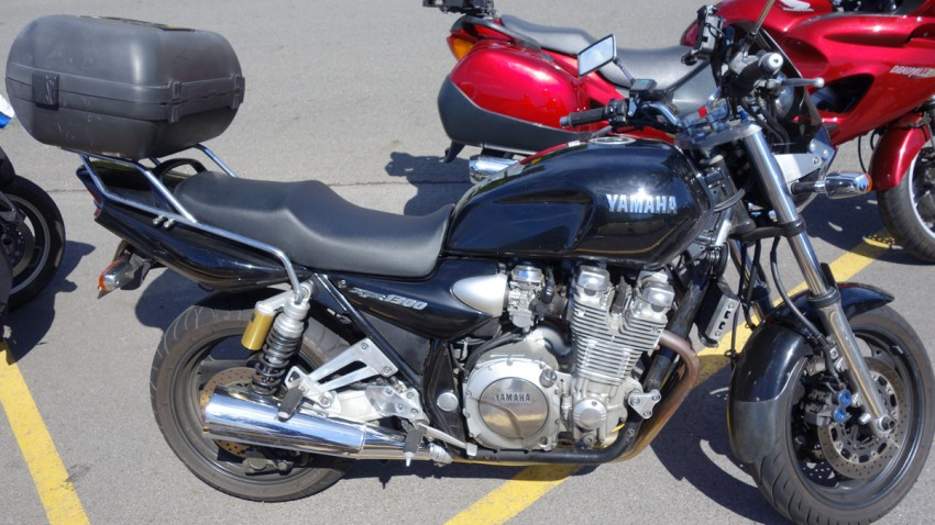 XJR 1300 Yamaha