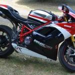 moto Ducati 1198 R toute option