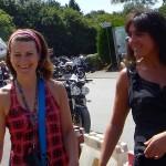 Magda et Marylène