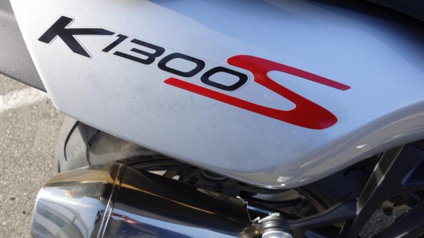 logo BMW moto K1300S