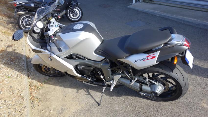 K1300S moto BMW Nantes