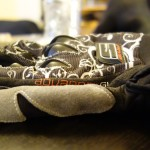Five5 : gant de moto