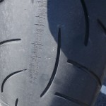 pneu Metzeler sur le K1300GT