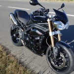 Speed Triple Triumph 2013