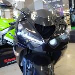 moto ZZR neuve chez Kawasaki Rennes