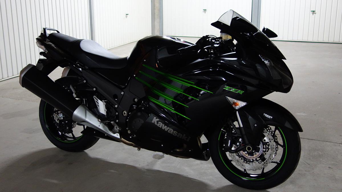 motoshop 35, ZZR 1400