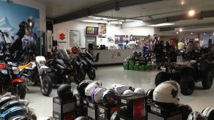 Drym's moto : vendeur de Suzuki, Royal Enfield et Victory à Rennes (Bretagne)
