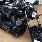 moto custom Victory à Rennes (Bretagne)