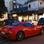 Ferrari California à Deauville