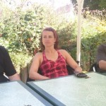 David Jazt, Magda, Jérome à La Gacilly