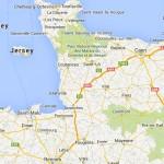 Carte de France (Calvados)
