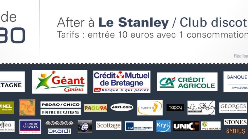 Jazt.com partenaire de la soirée iForme, salle de sport, à Rennes