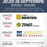 jeudi 26 septembre Rennes soirée iForme
