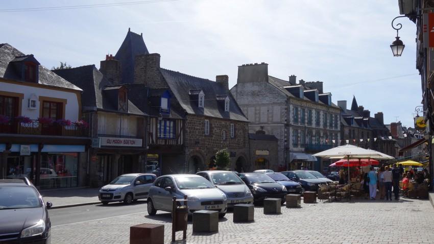 Dol de Bretagne près de Saint-Malo