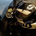 Arai, casque moto pour motard Breton