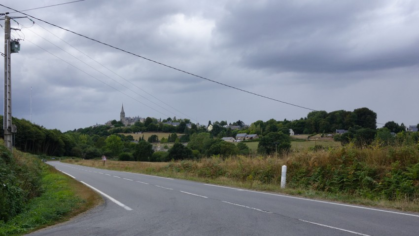 Bécherel, près de Rennes et de Saint-Malo