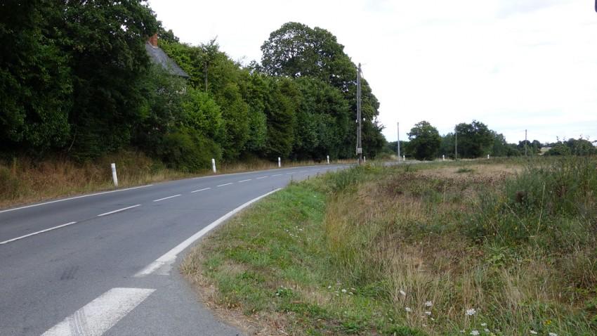 Virage de Bécherel : le bonheur du motard Rennais