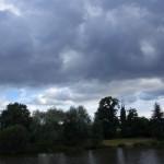 temps maussade le 8 septembre 2013 à Rennes