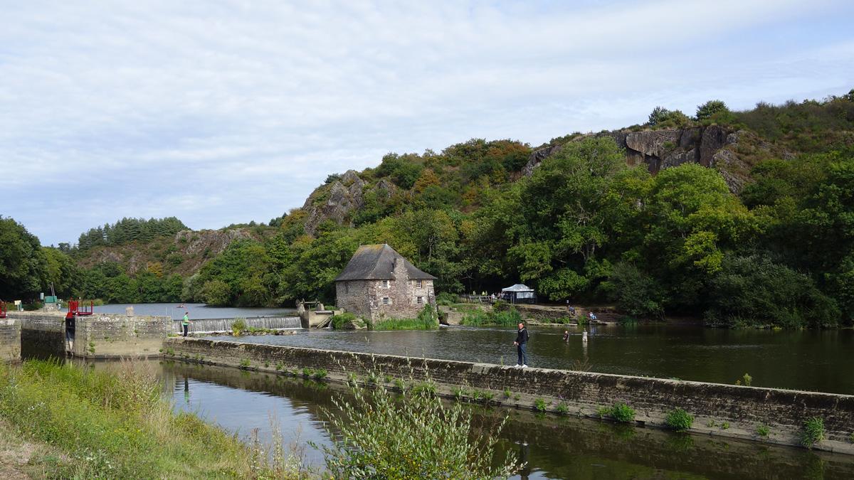 Le moulin du Boël près de Guichen (35)