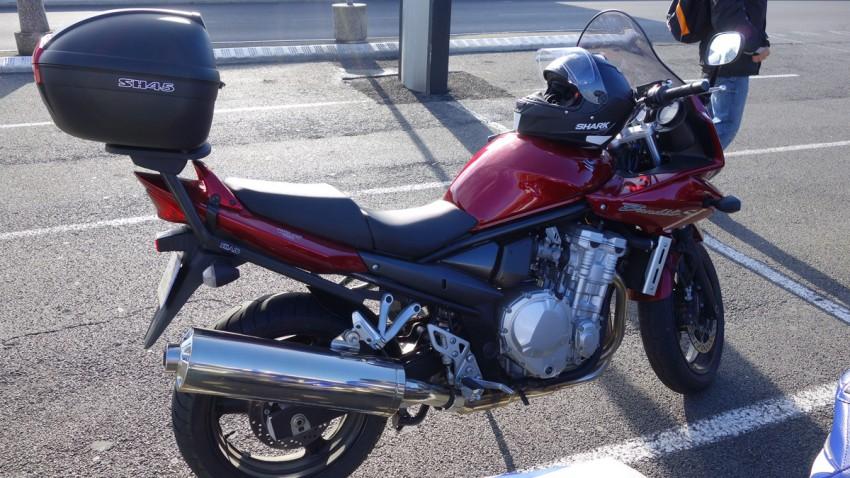 Suzuki Bandit 650 S de Mathieu