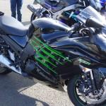 Kawasaki ZZR de David Jazt