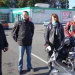 Didier, motard Rennais d'OVS (dep. 35) en GTR 1400