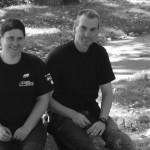 Stéphanie et Hervé motard de Rennes au coeur de la Bretagne
