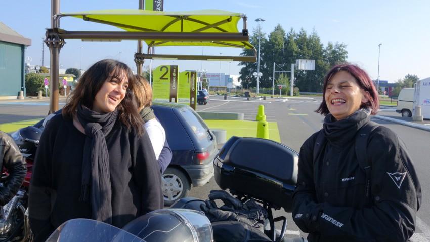 Marylène et Vanessa