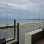vue mer depuis la terrasse de l'Antinéa