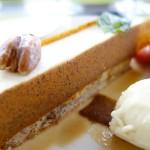 dessert au restaurant Antinéa de St Malo