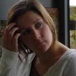 Elodie, la chérie de Mathieu