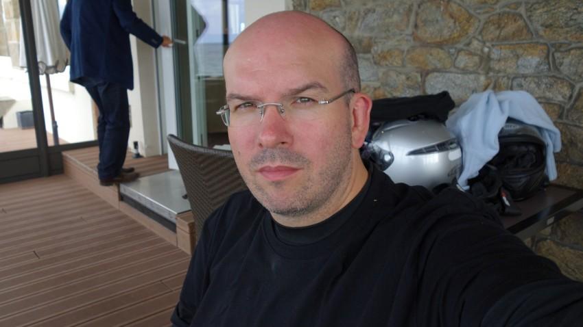 David Jazt à Saint-Malo (que de souvenir)