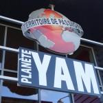 logo planète yam Rennes route de Lorient