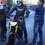 motard moto Rennes