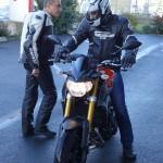 MT 09 : essai moto amateur