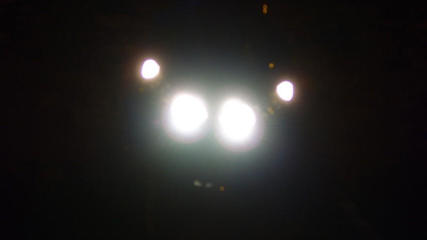 phare du ZZR 1400