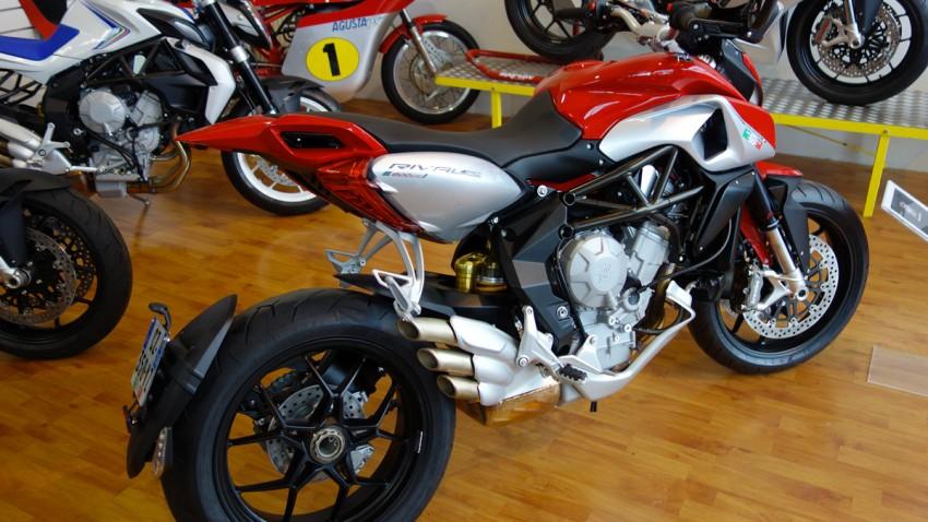look et design MV Agusta 800 Rivale