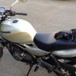moto ER5, ancêtre de l'ER6