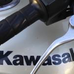 Kawasaki ER5 gris champagne