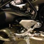 moteur et échappement MT09 Yamaha Rennes