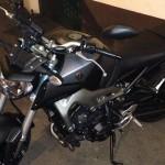 nouvelle moto MT 09 2014