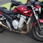 Bandit 1250 ABS Rennes (suzuki)